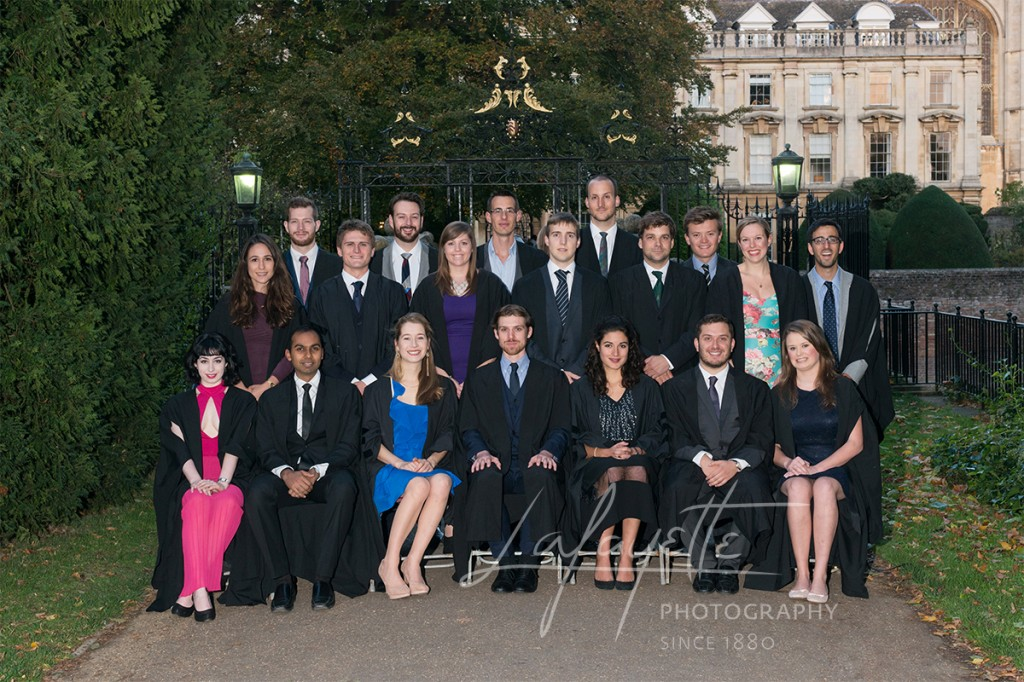 Clare MCR Committee 2014-15