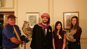 Quirrell and Owls