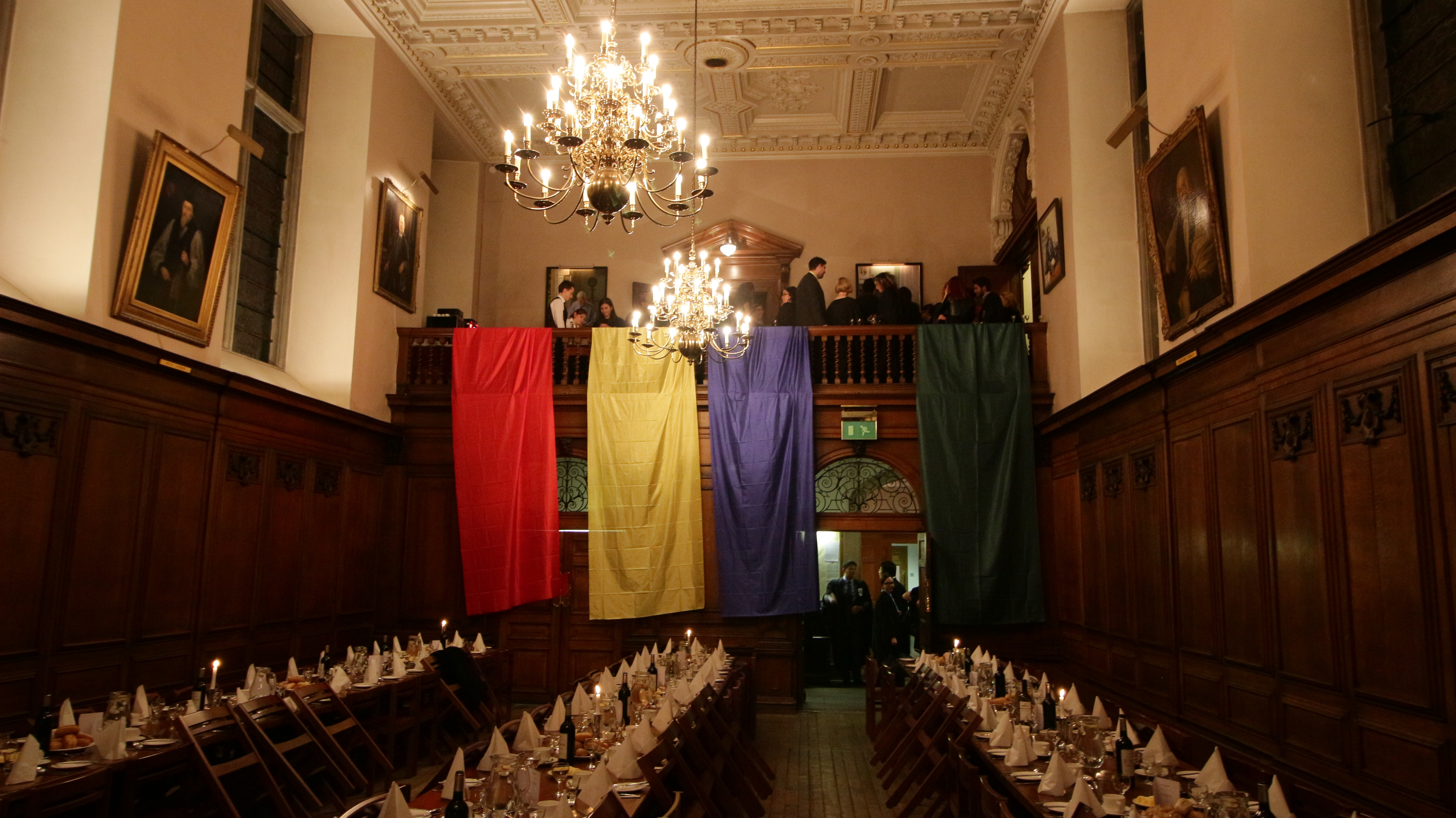 Great Hall Harry Potter Formal